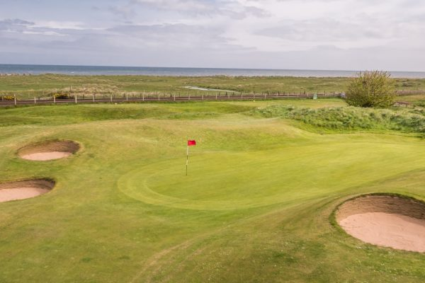 Arbroath Golf Course 11