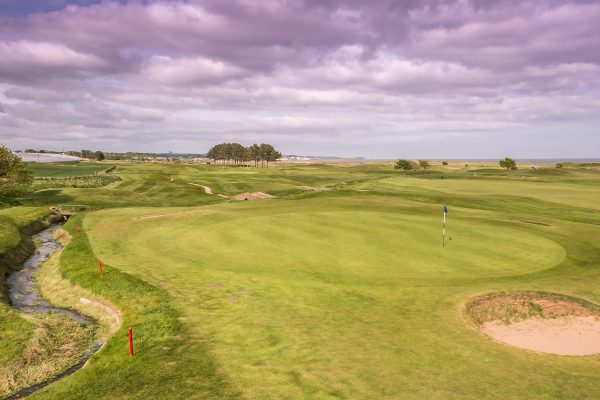 Arbroath Golf Course 14