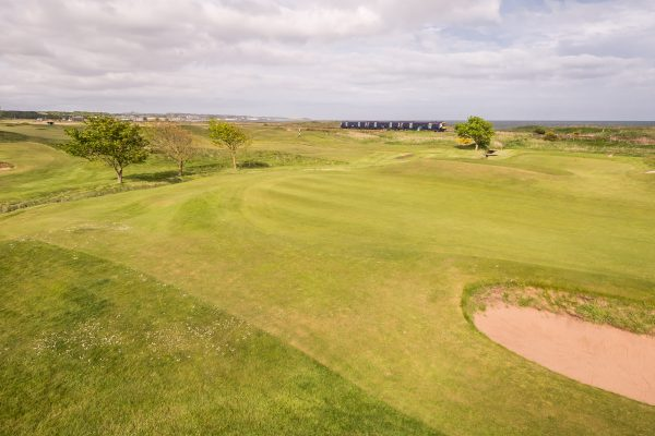 Arbroath Golf Course 18
