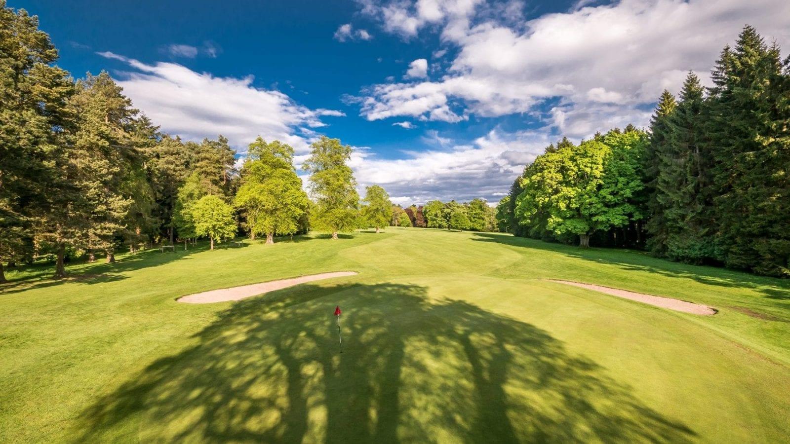 Camperdown Golf Course, 10