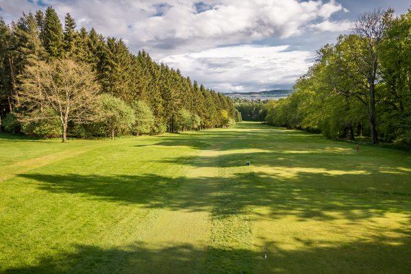 Camperdown Golf Course, 13