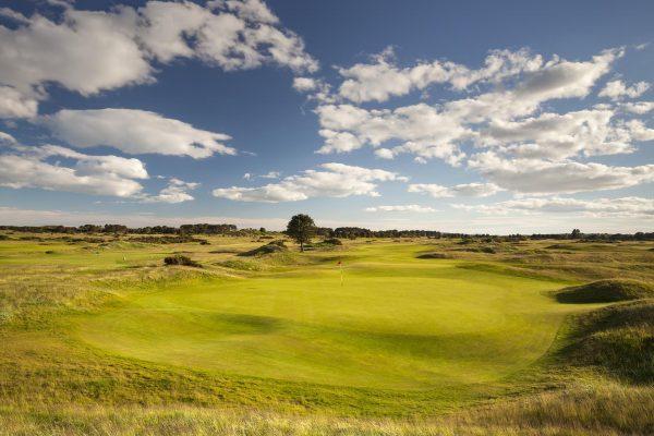 Carnoustie - Championship Course hole