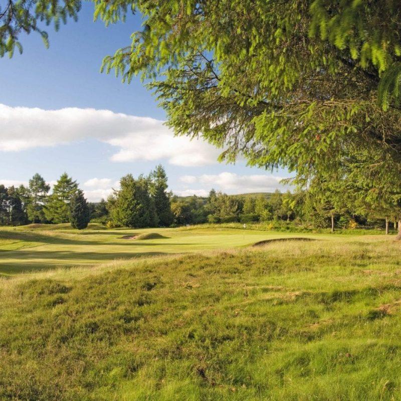 Forfar Golf Club 8