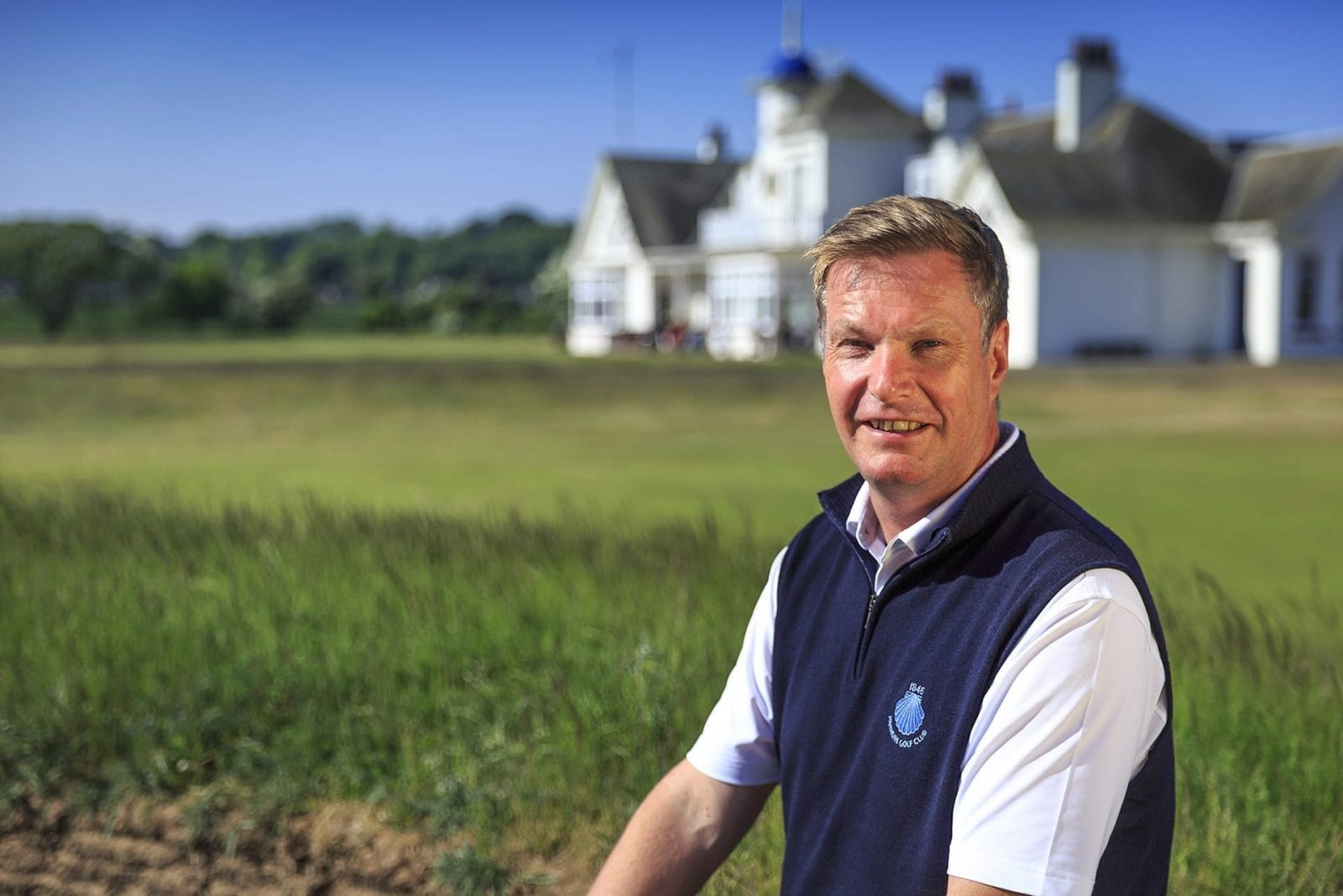Carnoustie Country Legends - Andrew Crerar