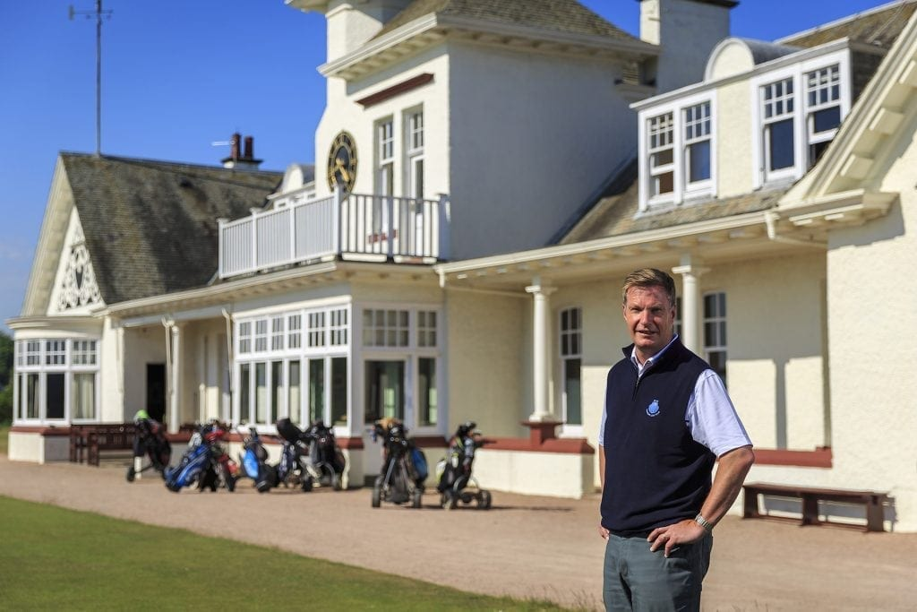 Andrew Crerar Golf