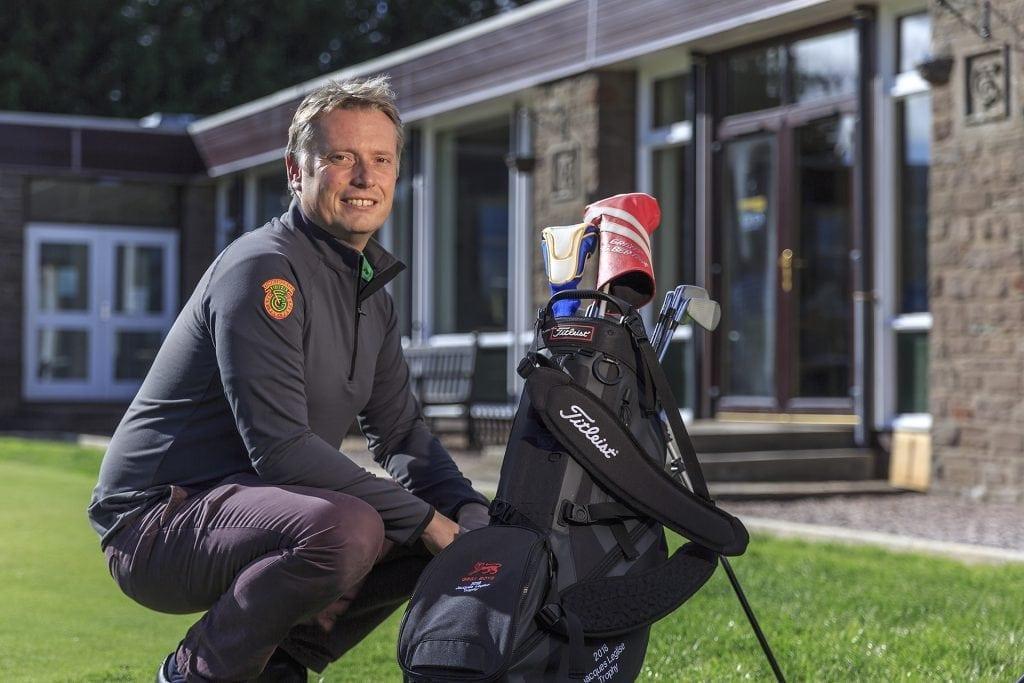 Stuart Wilson Golf