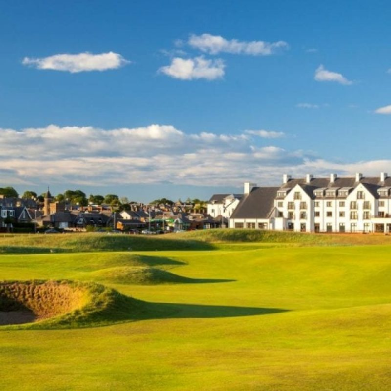 Carnoustie Golf Hotel Spa