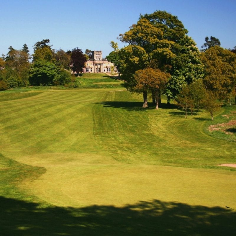 Donald Ford Letham Grange Old Course, 1st