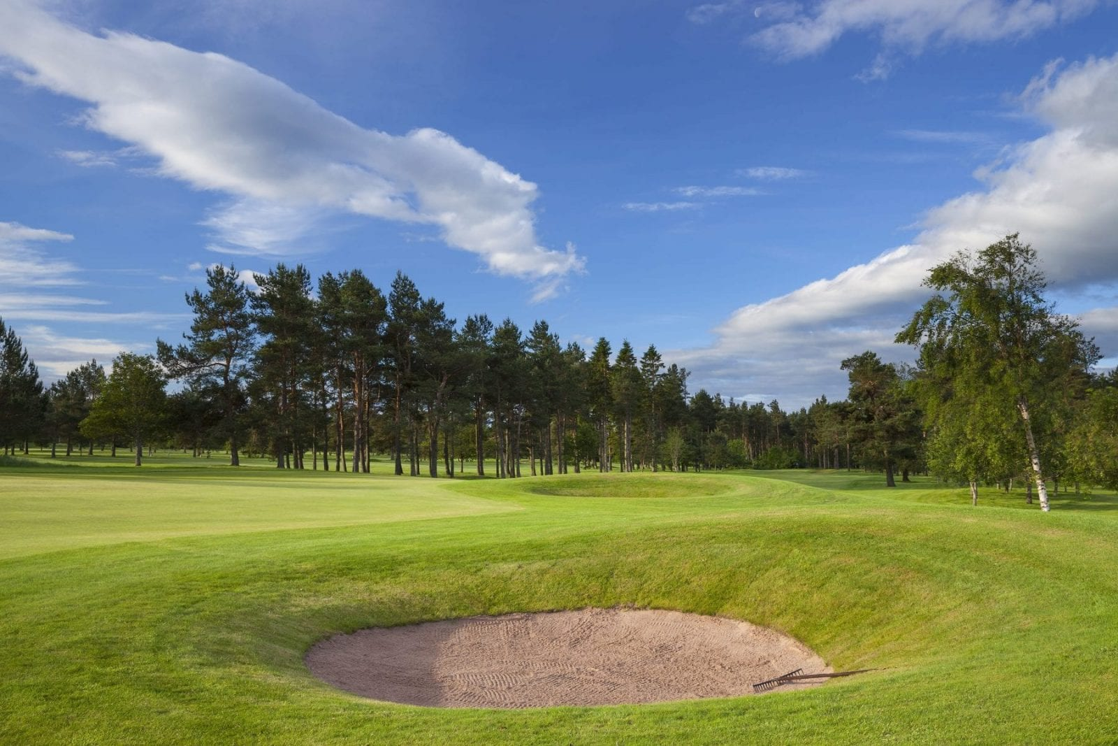Edzell Golf Club - West Water Course